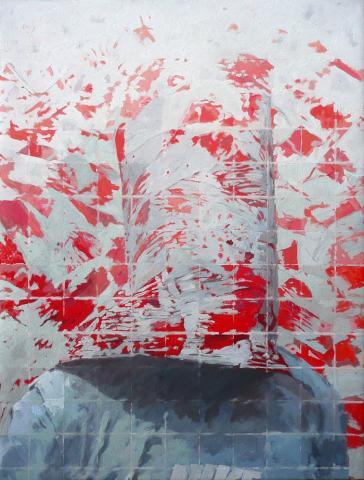 Nike frederic cresson contemporary art contemporain