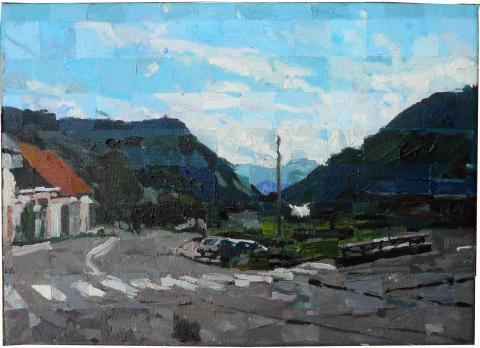 Passage - 2011 - 33 x 24 cm